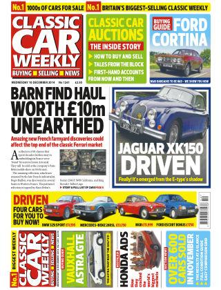 Classic Car Weekly NR.50 2014