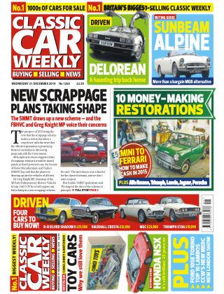 Classic Car Weekly NR.52 2014