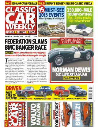 Classic Car Weekly NR.01 2015