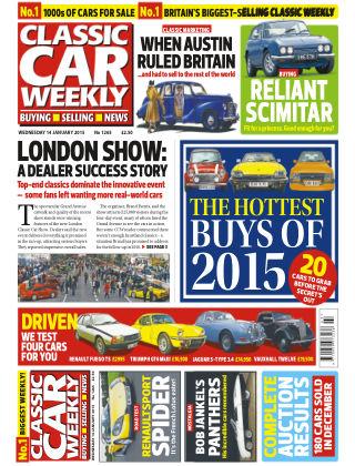 Classic Car Weekly NR.02 2015