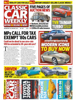 Classic Car Weekly NR.04 2015