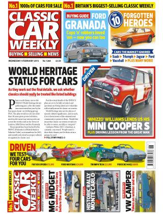 Classic Car Weekly NR.05 2015