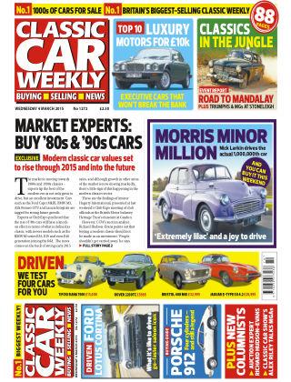 Classic Car Weekly NR.09 2015