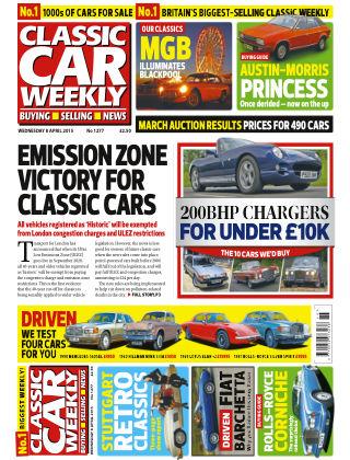Classic Car Weekly NR.14 2015