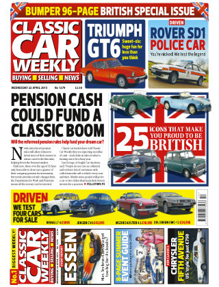 Classic Car Weekly NR.16 2015