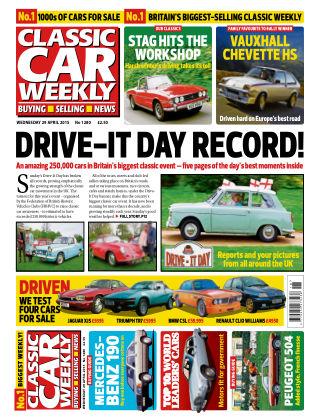 Classic Car Weekly NR.17 2015