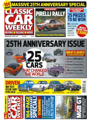 Classic Car Weekly NR.18 2015