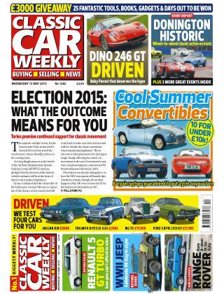 Classic Car Weekly NR.19 2015