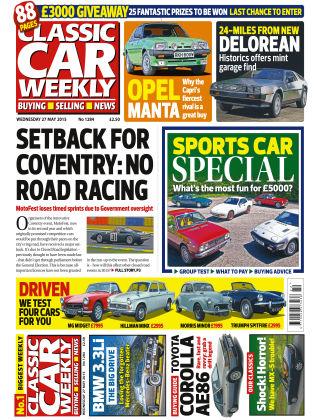 Classic Car Weekly NR.21 2015
