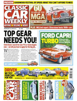 Classic Car Weekly NR.24 2015