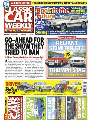 Classic Car Weekly NR.26 2015