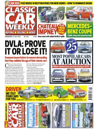 Classic Car Weekly NR.27 2015