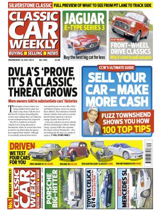 Classic Car Weekly NR.28 2015