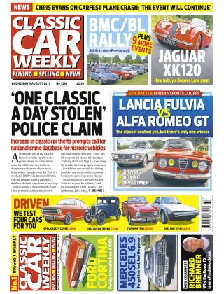 Classic Car Weekly NR.30 2015