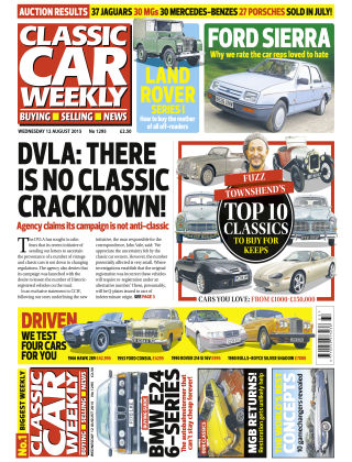 Classic Car Weekly NR.31 2015