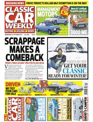 Classic Car Weekly NR.41 2015