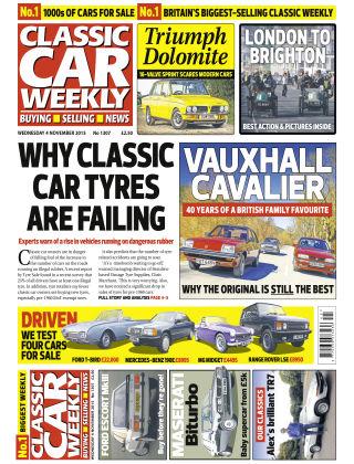 Classic Car Weekly NR.43 2015