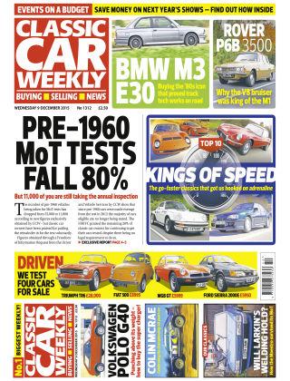 Classic Car Weekly NR.48 2015