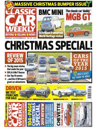 Classic Car Weekly NR.49 2015