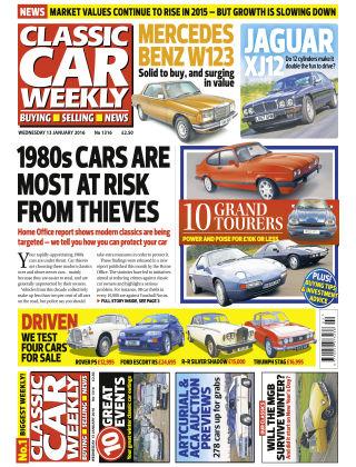 Classic Car Weekly NR.02 2016