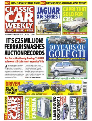 Classic Car Weekly NR.06 2016