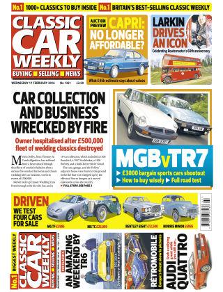 Classic Car Weekly NR.07 2016