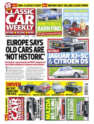 Classic Car Weekly NR.09 2016