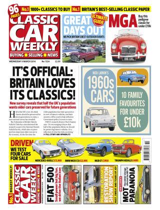 Classic Car Weekly NR.10 2016