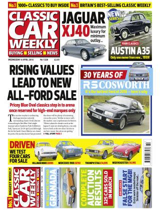 Classic Car Weekly NR.14 2016