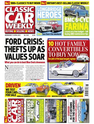 Classic Car Weekly NR.15 2016