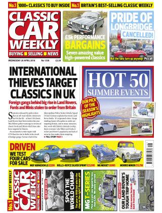 Classic Car Weekly NR.16 2016