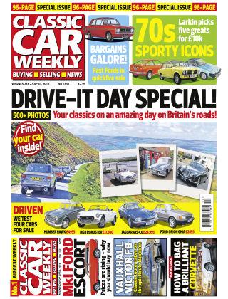Classic Car Weekly NR.17 2016