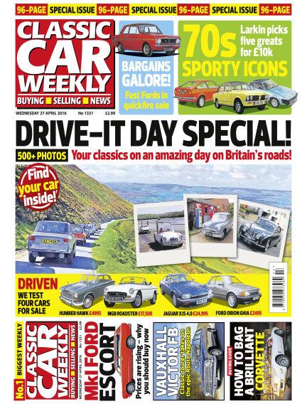 Classic Car Weekly April 27, 2016 00:00
