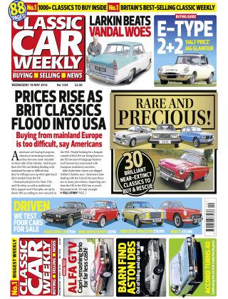 Classic Car Weekly NR.20 2016