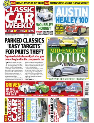 Classic Car Weekly NR.21 2016