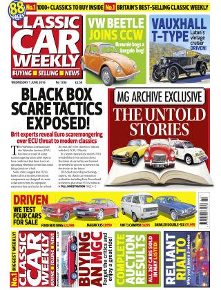 Classic Car Weekly NR.22 2016