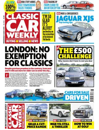 Classic Car Weekly NR.28 2016