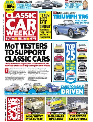 Classic Car Weekly NR.29 2016