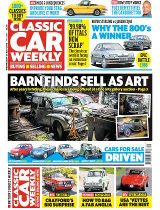 Classic Car Weekly NR.30 2016