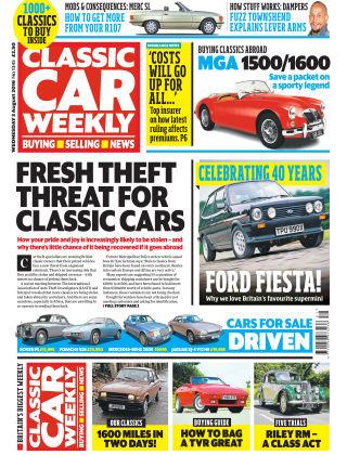 Classic Car Weekly NR.31 2016