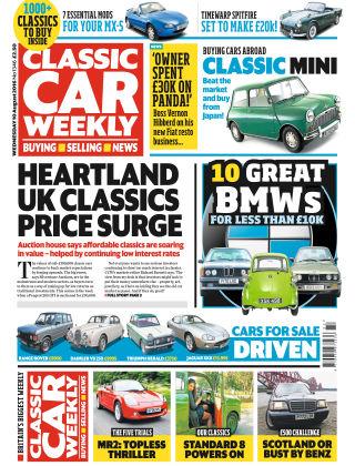 Classic Car Weekly NR.32 2016
