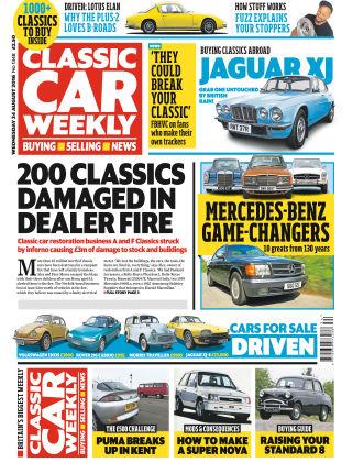 Classic Car Weekly NR.34 2016