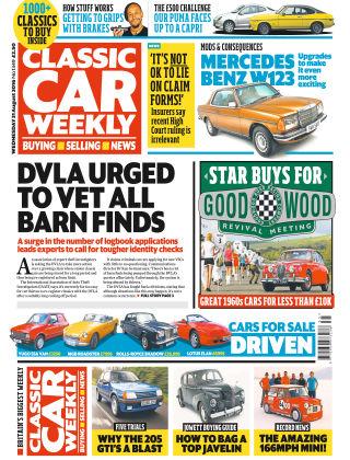 Classic Car Weekly NR.35 2016