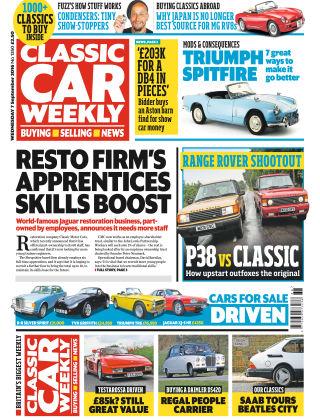 Classic Car Weekly NR.36 2016