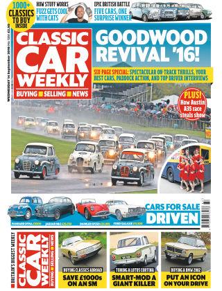 Classic Car Weekly NR.37 2016