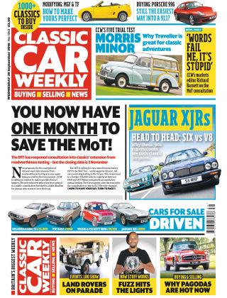 Classic Car Weekly NR.39 2016