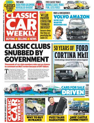 Classic Car Weekly NR.41 2016