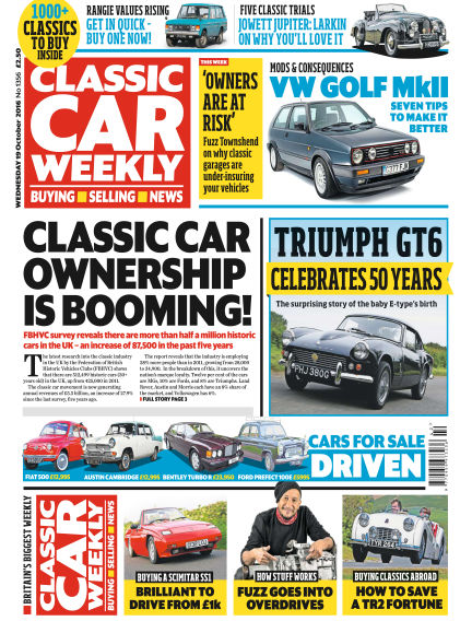 Classic Car Weekly October 19, 2016 00:00