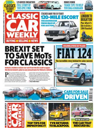 Classic Car Weekly NR.44 2016