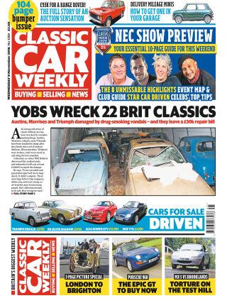 Classic Car Weekly NR.45 2016